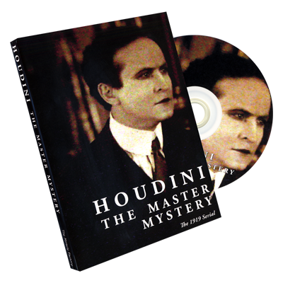 Houdini: The Master Mystery - The Miracle Factory  - DVD