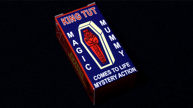 King Tut - Pyramid Gold Magic