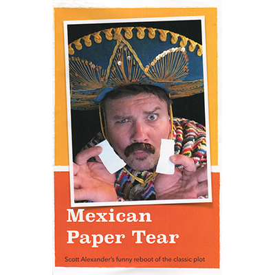 Mexican Paper Tear by Scott Alexander