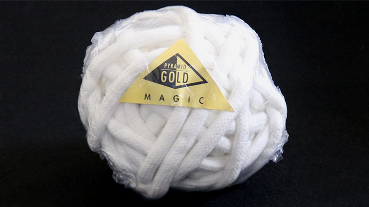 Cuerda para Magia Suave 1.27 Metros (Blanco) - Pyramid Gold Magic