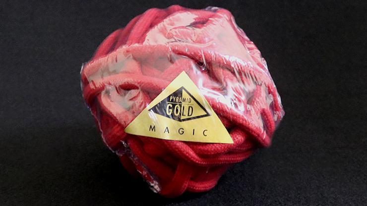 Cuerda para Magia Suave 1.27 Metros (Rojo) - Pyramid Gold Magic