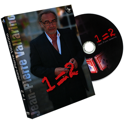 1 = 2 (one equals two) by Jean Pierre Vallarino - Trick