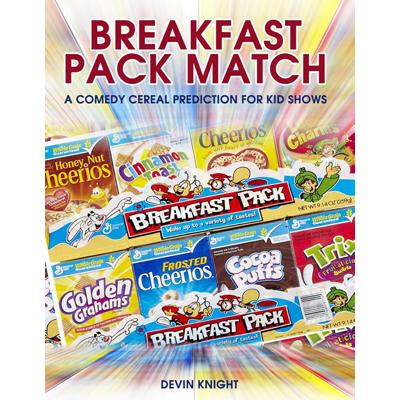 Breakfast Pack Match (Mentalism for Kids) eBook DOWNLOAD