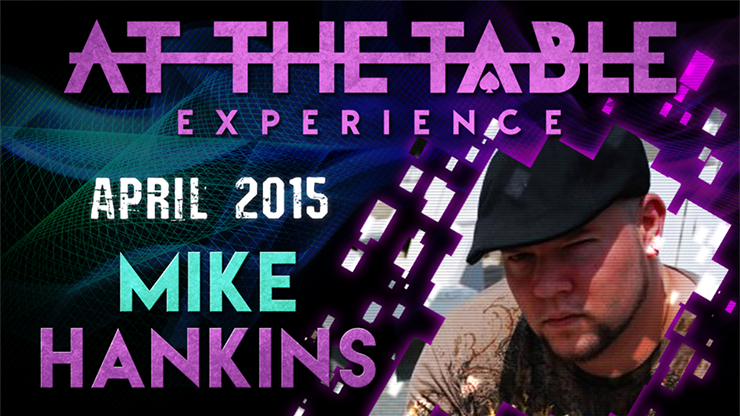 At the Table Live Lecture - Mike Hankins April 8th