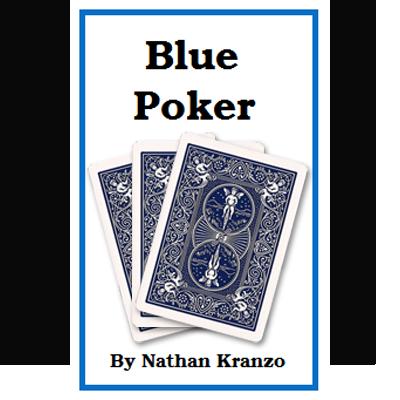 Blue Poker by Nathan Kranzo - Trick