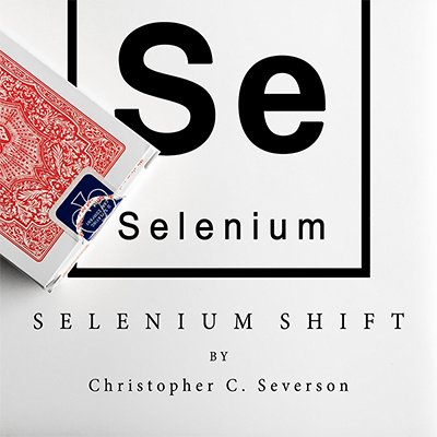 Selenium shift by Chris Severson & Shin Lim Presents
