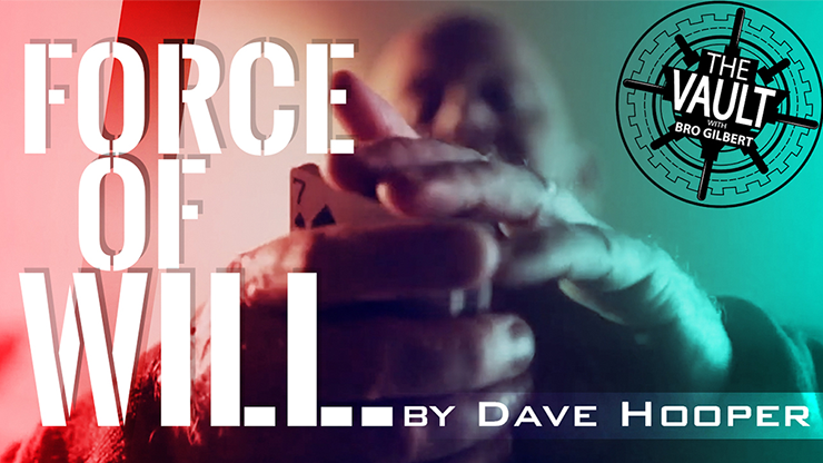 Force of Will by Dave Hooper Streaming Video