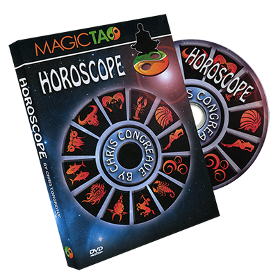 Horoscope Red (DVD and Gimmick) by Chris Congreave - DVD
