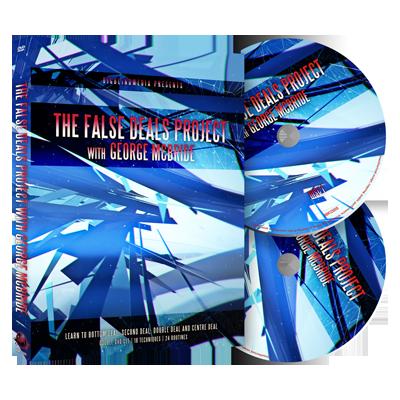 The False Deals Project (2 DVD set) with George McBride and Big Blind Media