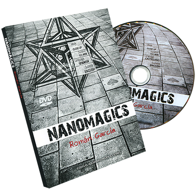 Nanomagics - Roman Garcia Pastur - DVD