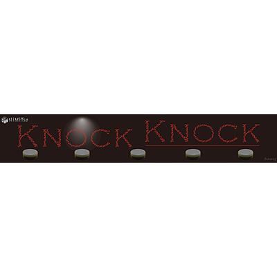Knock Knock by Himitsu Magic - Trick