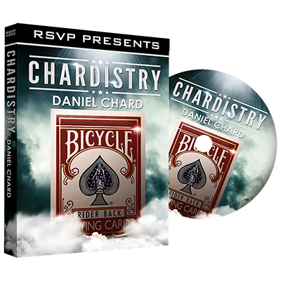 Chardistry by Daniel Chard and RSVP Magic - DVD