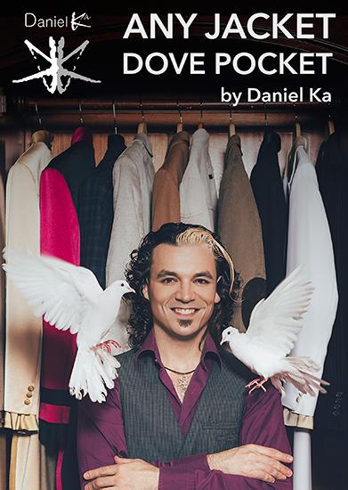 Any jacket dove pocket by Daniel Ka - Trick