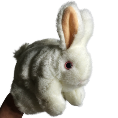 The Close-Up Rabbit Puppet - The Miracle Factory