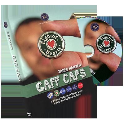 Gaff Caps by Jared Hansen & The Blue Crown