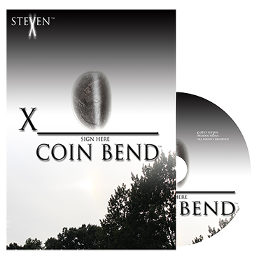 X Coin Bend by Steven X