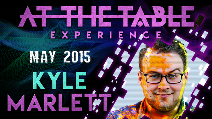 At the Table Live Lecture - Kyle Marlett May 6th