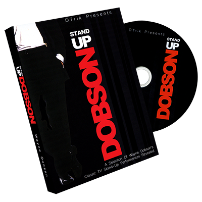 Stand Up Dobson - Wayne Dobson - DVD
