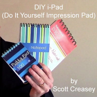 The DIY I-Pad Video DOWNLOAD