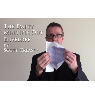 The Empty Multiple Out Envelope by Scott Creasey