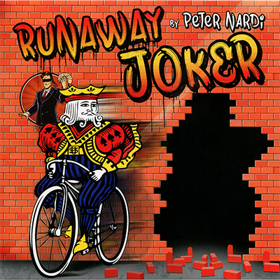 Runaway Joker 2nd Edition (Gimmick and Online Instructions) by Peter Nardi - Trick