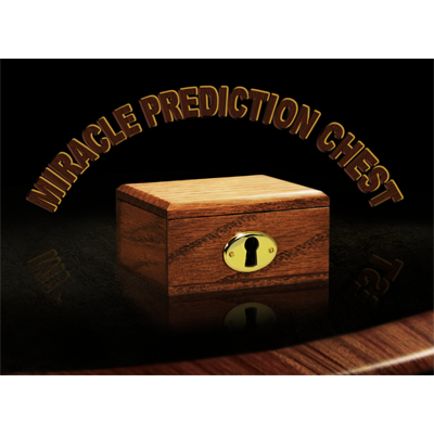 Miracle Prediction Chest (Right Hand) by Hand Crafted Miracles - (Created by Dannicus and Mark Southworth)