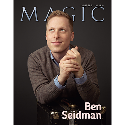 Magic Magazine August 2015 - Libro de Magia