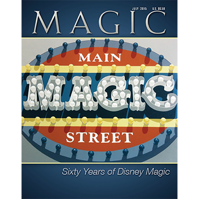 Magic Magazine Julio 2015 - Libro de Magia