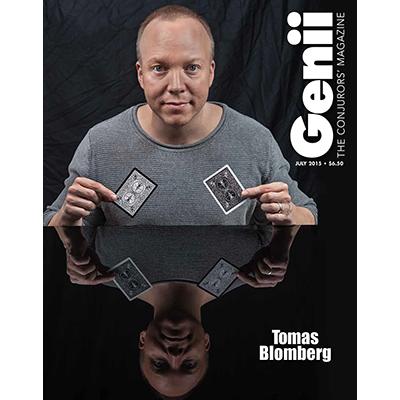 Genii Magazine - Julio 2015