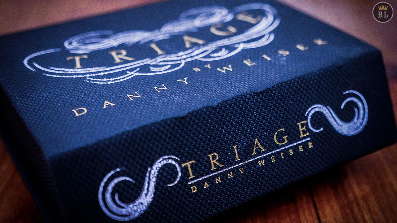 Triage by Danny Weiser & Shin Lim Presents - Trick