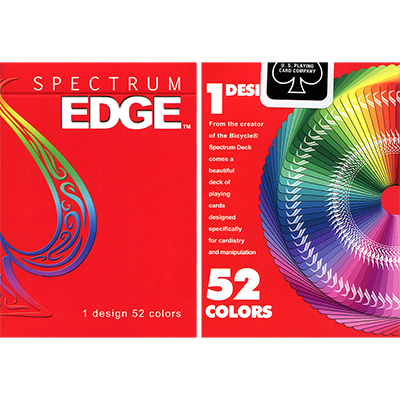 Spectrum Edge Deck by US Playing Card