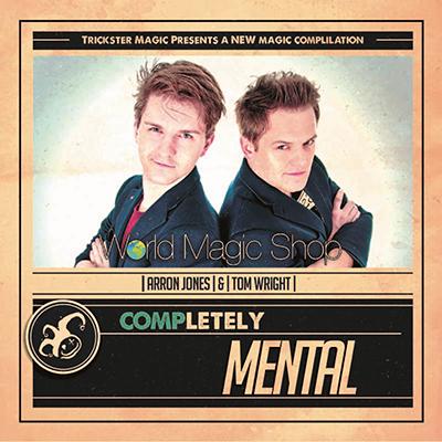 Completely Mental - Tom Wright & Arron Jones - DVD