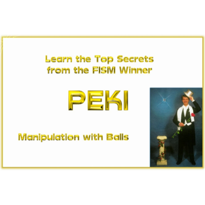 Manipulation with Balls from PEKI Streaming Video