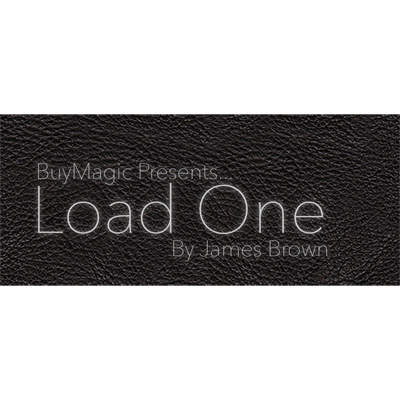 Load One - Card to Phone Wallet (Small/Brown) by U.K. Magic Tricks - Trick