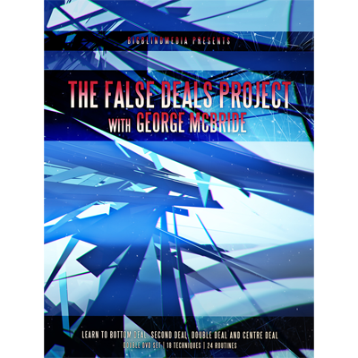 The False Deals Project with George McBride Streaming Video