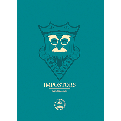 Impostors (Blue) by Iñaki Zabaletta and  Vernet - Trick