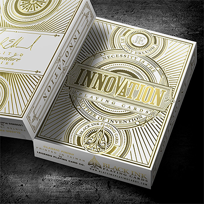 Innovation Playing Cards Signature Edition by Jody Eklund - Trick