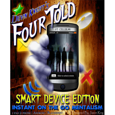 Four Told eBook DOWNLOAD