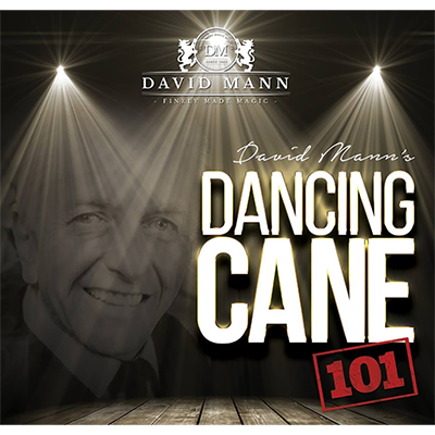 Dancing Cane 101 - David Mann - DVD
