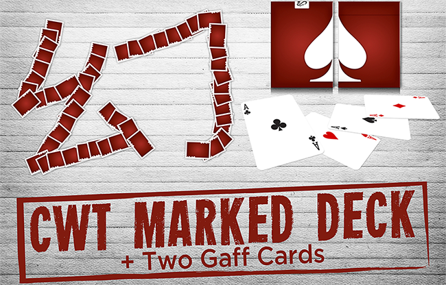 CWT Marked Deck by CHUANG WEI TUNG - Trick