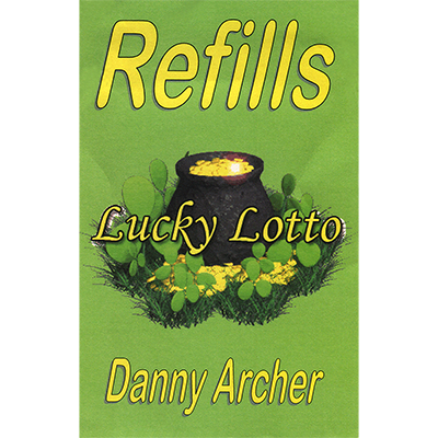 Lucky Lotto Refill - Danny Archer