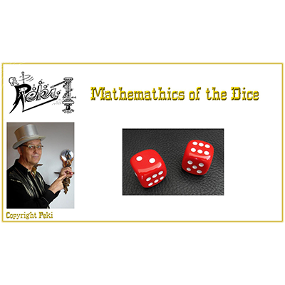 Mathematics of the Dice by Peki