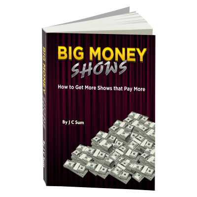 Big Money Shows - JC Sum - Libro de Magia