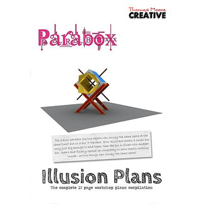 Paradox Master Plans - Thomas Moore - Libro de Magia