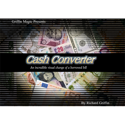 Cash Converter - Richard Griffin