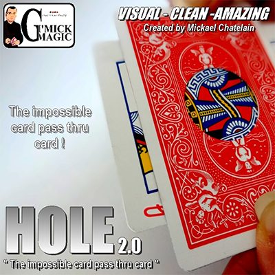 HOLE 2.0 (RED)