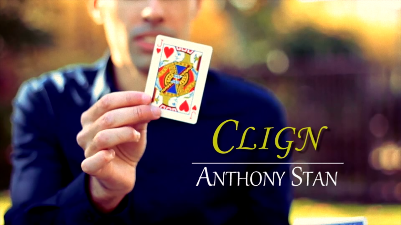 Clign (Accesorios e Instrucciones Online) - Anthony Stan & Magic Smile Productions
