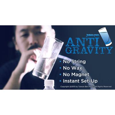Antigravity - James Paul