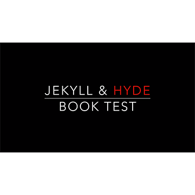 Jekyll & Hyde Test - Scott Olgard & Luke Jonas & Olnas Magic