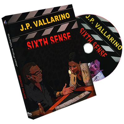 "The 6th Sense"" by Jean-Pierre Vallarino  - Trick"
